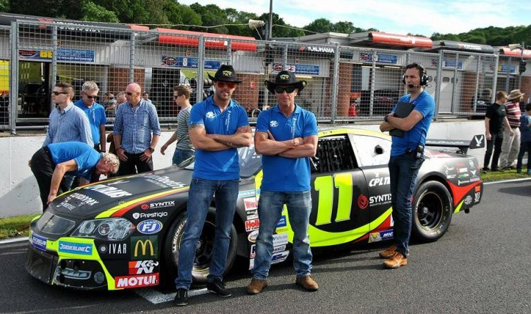 PK Carsport - NASCAR euro - Anthony Kimpen Elite - Chevrolet V8 Engine - Boxes - Syntix Pro 15W50 - Syntix Innovative Lubricants
