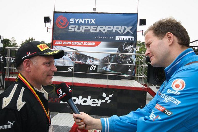 Syntix Superprix in Zolder - Supercar Challenge powered by Pirelli - Syntix Innovative Lubricants