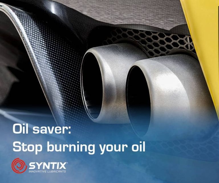 Car Burning Oil - Stop Burning Oil - Oil Additive - Syntix Innovative Lubricants