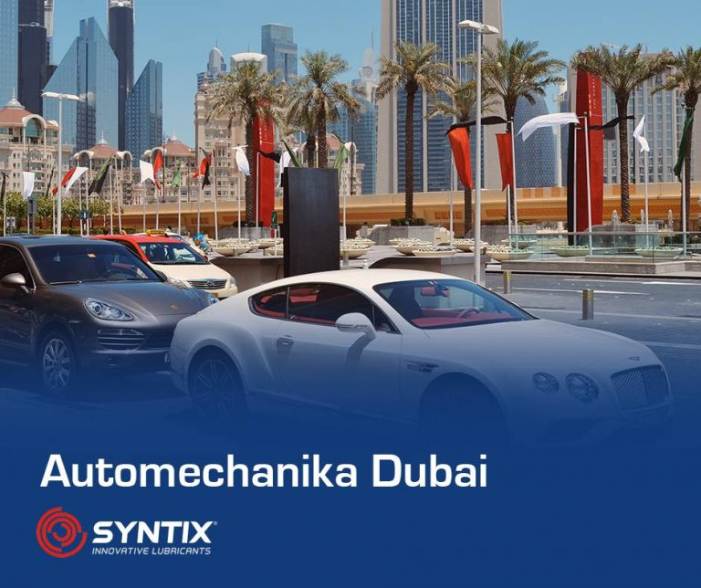 Automechanika Dubai - Syntix Announce Image