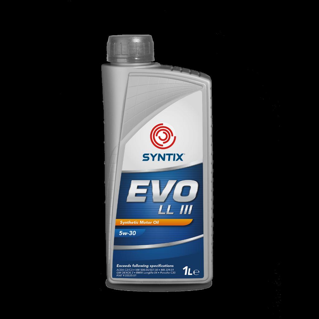 EVO LL III - 5W30 - Synthetic Motor Oil
